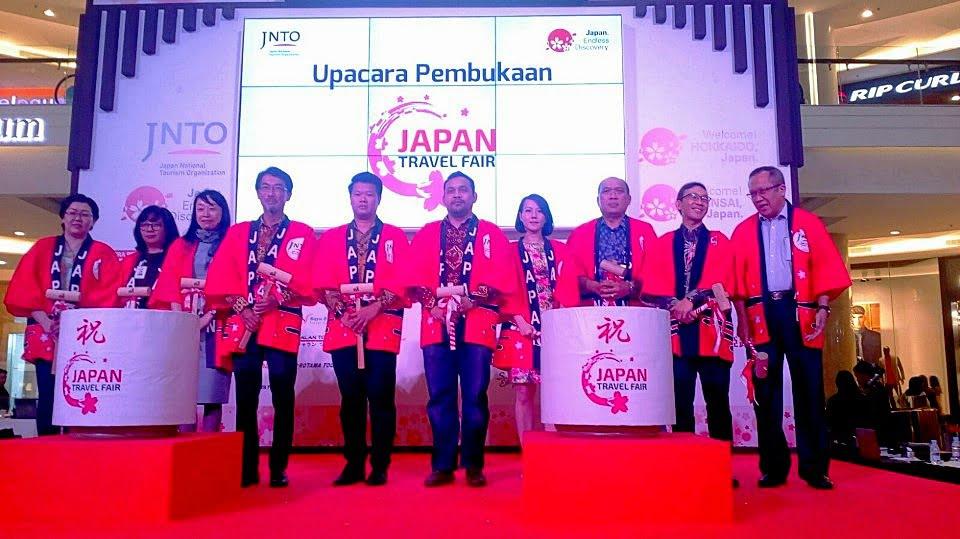 Japan Travel Fair 2019 Tawarkan Destinasi Alternatif di Jepang