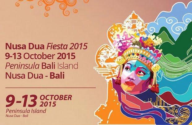 Nusa Dua Fiesta 2015, Berbagai Acara Meriahkan Kawasan Nusa Dua