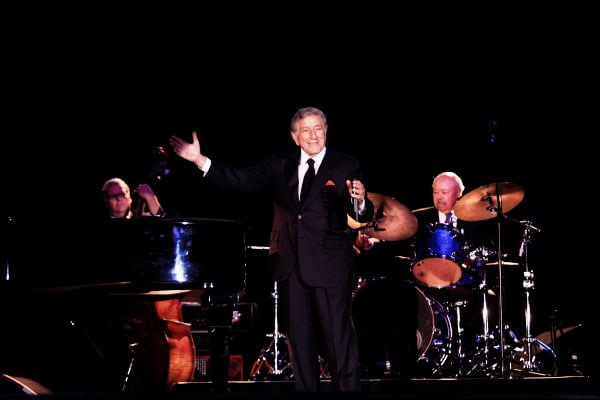 Tony Bennet Pukau Pecinta Jazz Tanah Air