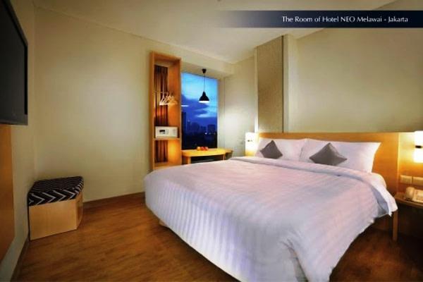 Archipelago International Buka Hotel Neo kedua di Jakarta
