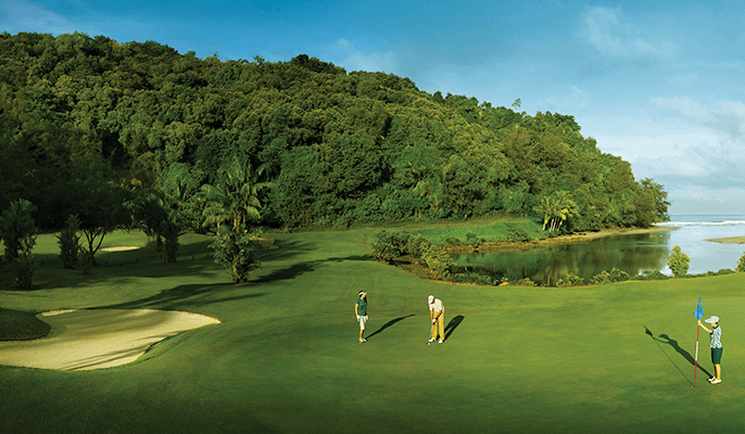 Tourism Malaysia Gelar Seri Turnamen Golf