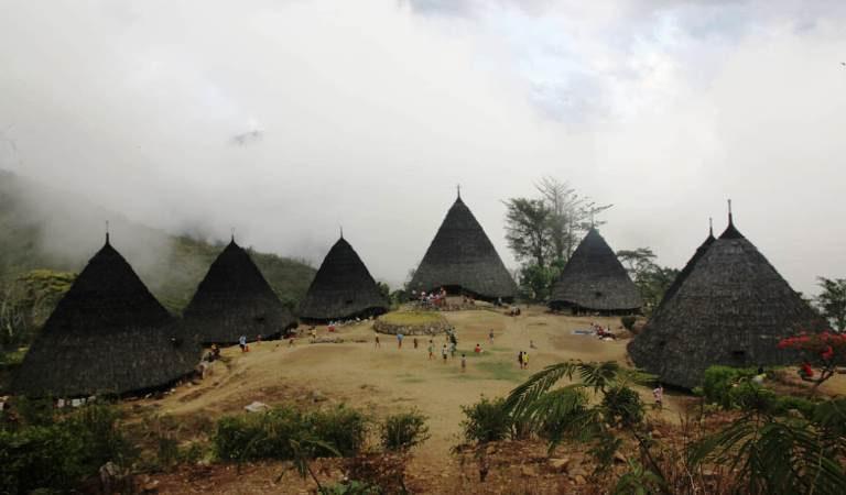 Kampung Adat Wae Rebo Siap Menerima Wisatawan