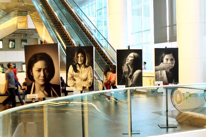 Nova Eliza Prakarsai 'Culture, Art & Women and Photo Art Exhibition'