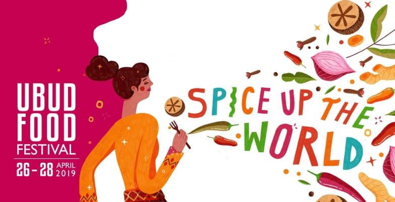 Ubud Food Festival 2019 Hadirkan Berbagai Wawasan Kuliner di Akhir April
