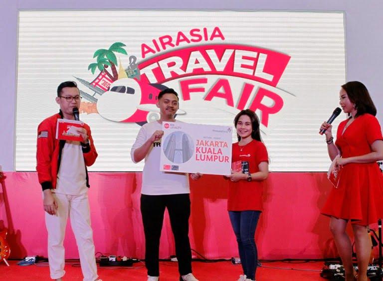 AirAsia Travel Fair Tawarkan Diskon ke Berbagai Destinasi Menarik