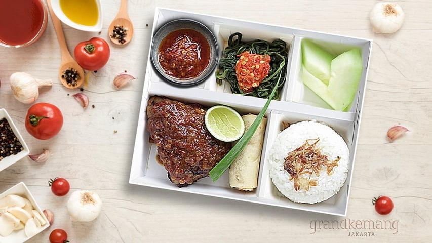 Grandkemang Tawarkan Paket Makanan Istimewa