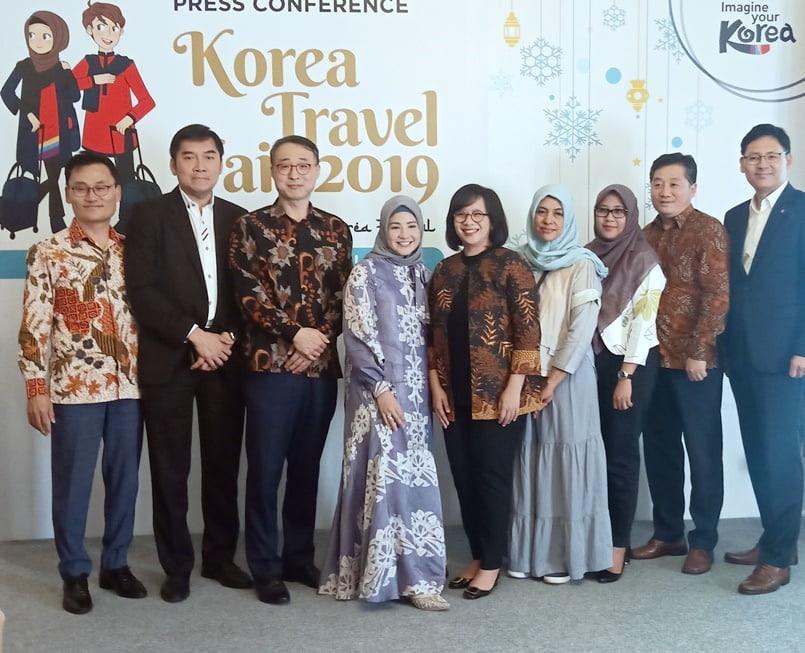 Kenali Pariwisata Korea yang Moslem Friendly di Korea Travel Fair 2019