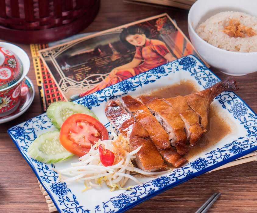 Sambut Imlek, Paparich Hadirkan Festival Kuliner Shanghai Old Town