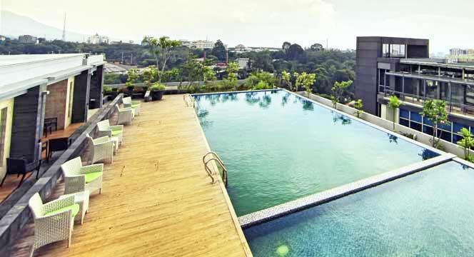 Hotel Grand Tjokro Berdiri di Jalan Cihampelas Bandung