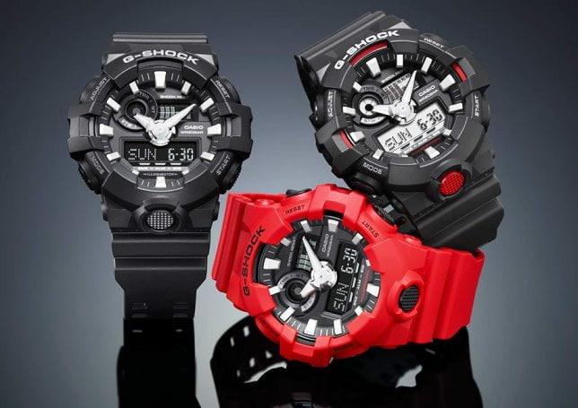 Jam Tangan G-Shock Hadir Kembali dengan Seri Terbarunya