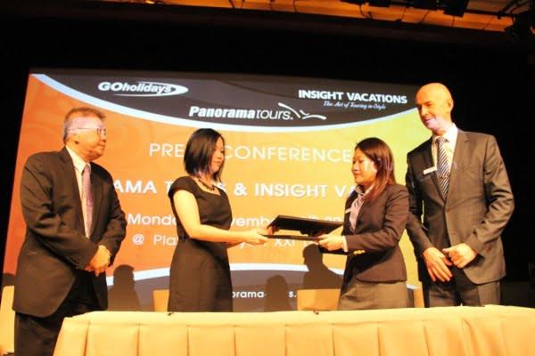 Insight Vacations Tunjuk Panorama Tours Sebagai Agent Untuk Indonesia