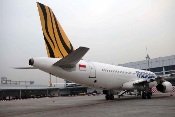Tigerair Mandala Tawarkan Tiket Gratis