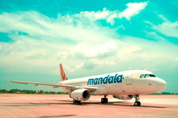 Terbang ke Hongkong, Pulang Gratis dari Mandala