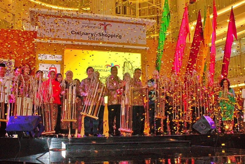 Wonderful Indonesia Culinary & Shopping Festival Siap Digelar Sebulan