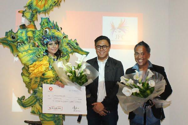 Qubicle Berikan Dukungan Untuk Tiara, Duta Jember Fashion Carnival