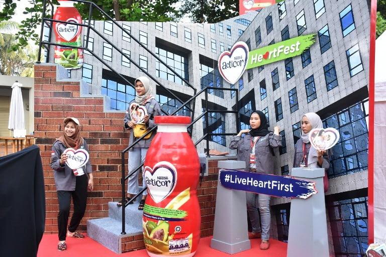 Nestle Luncurkan Minuman Penurun Kadar Kolesterol