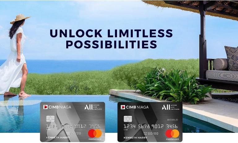 Accor, CIMB Niaga dan Mastercard Perkenalkan Kartu Kredit 'CIMB Niaga ALL Accor Live Limitless'