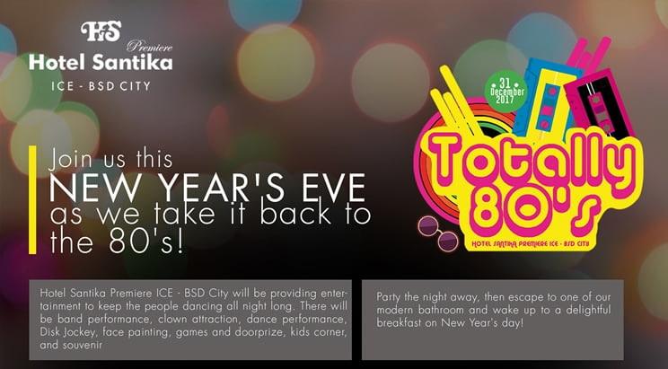 Hotel Santika Premiere ICE –BSD City Siapkan Tiket PP Jakarta- Bali Berikut Voucher Menginap