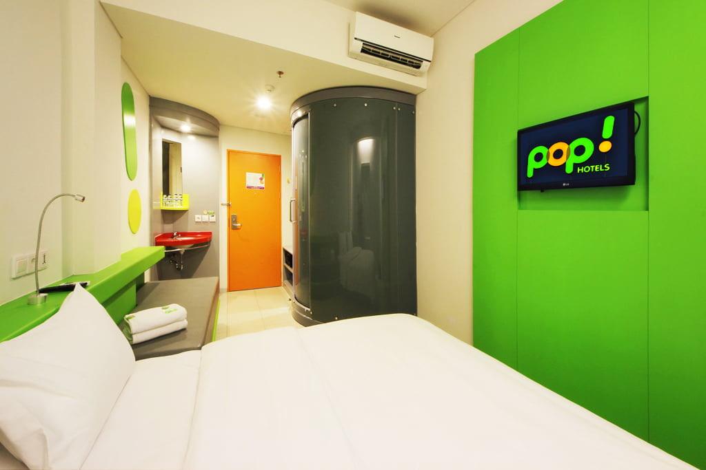 Pop Hotel Tebet Resmi Dibuka