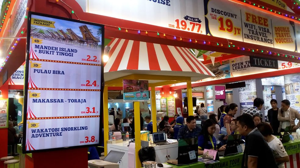 Astindo Travel Fair 2020 Optimis Di Tengah Isu Virus Corona