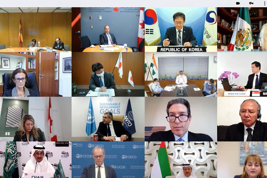 Menparekraf Ajak G20 Buat Standar Baru Sektor Pariwisata Akibat Wabah Covig-19