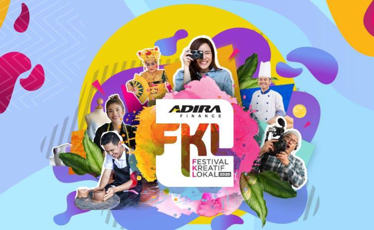 Adira Finance Gelar Festival Kreatif Lokal 2020 Dorong Tumbuhnya Ekonomi UKM