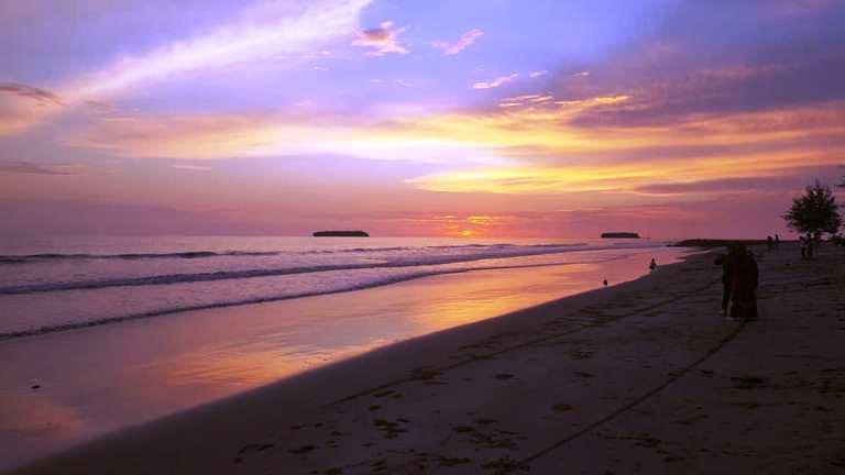 Pantai Kata di Kota Pariaman Akan Miliki Panggung Seni