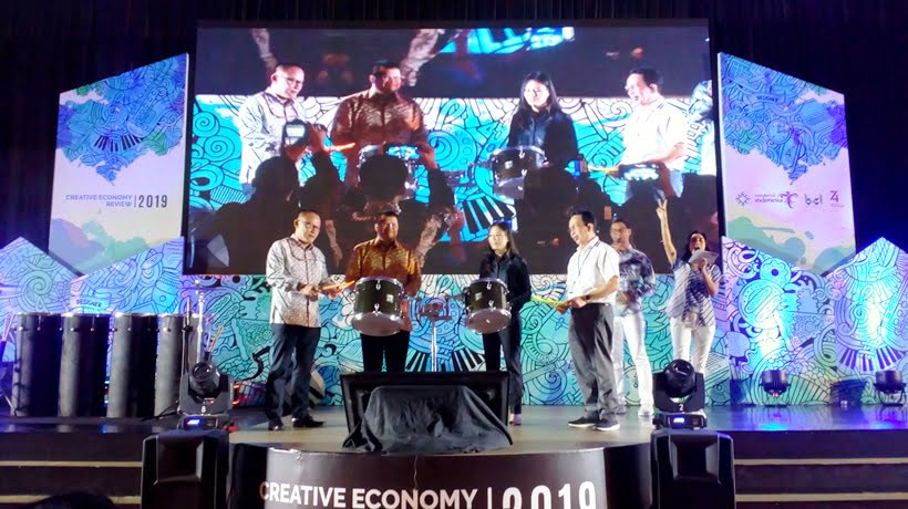 Kemparekraf Gelar Creative Economy Review 2019