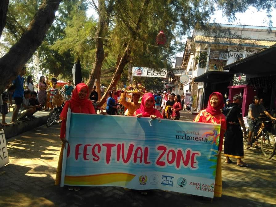 Lombok Utara Gelar Ritual Rebo Bontong