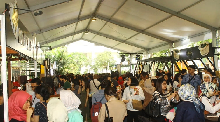 Gandaria City Gelar Boba Fest