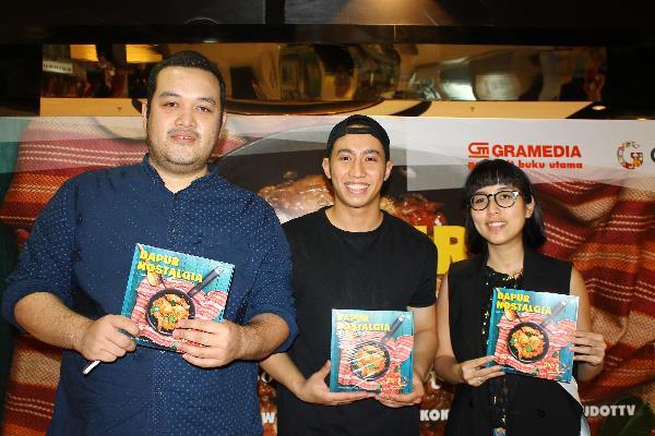 Dapur Nostalgia, Buku Kumpulan Resep Masakan Warisan Keluarga Indonesia