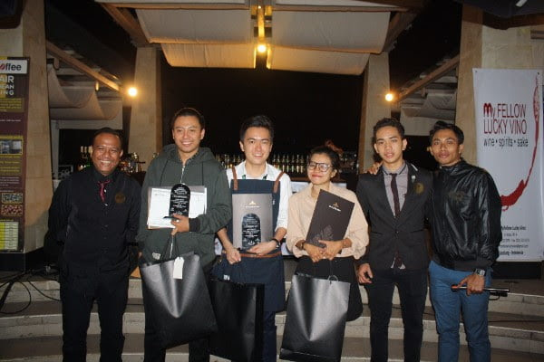 The Papandayan Gelar Coffee Mixology Competition