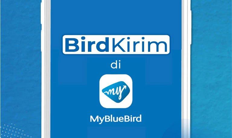 Bluebird Rambah Layanan Pengantaran Logistik