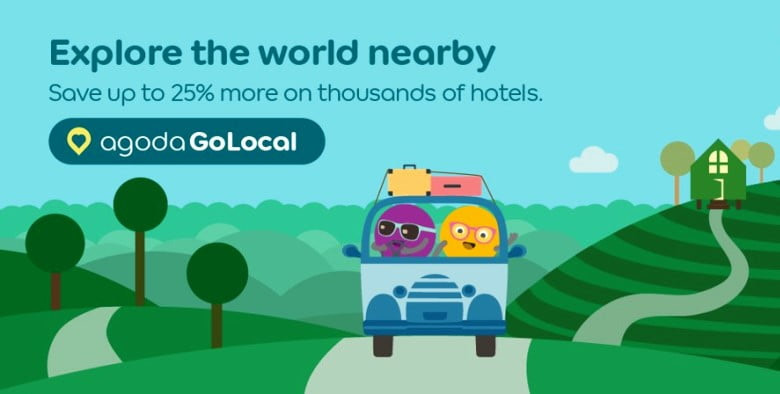 "Promosikan Wisata Domestik, Agoda Luncurkan "" Go Local"""