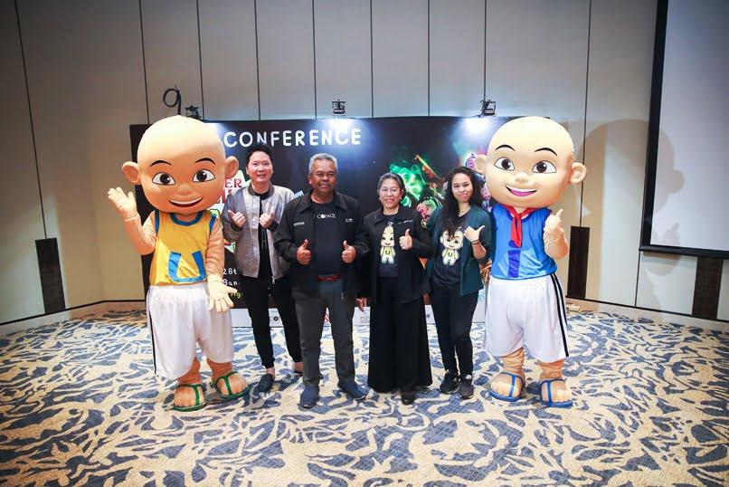 Teater Musikal Upin & Ipin Akan Tampil di Jakarta Fair 2020