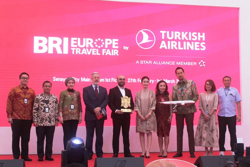 Turkish Airlines Gelar Europe Travel Fair Bersama BRI