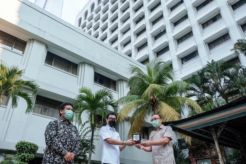 Kemenparekraf  Bersama Hotel Sahid Group Sediakan Akomodasi untuk Tenaga Medis