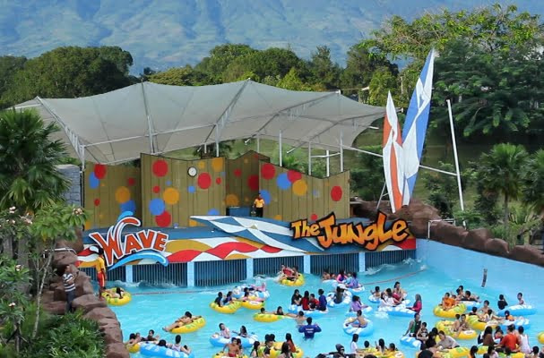 Libur Lebaran di The Jungle Waterpark dan JungleFest Bogor