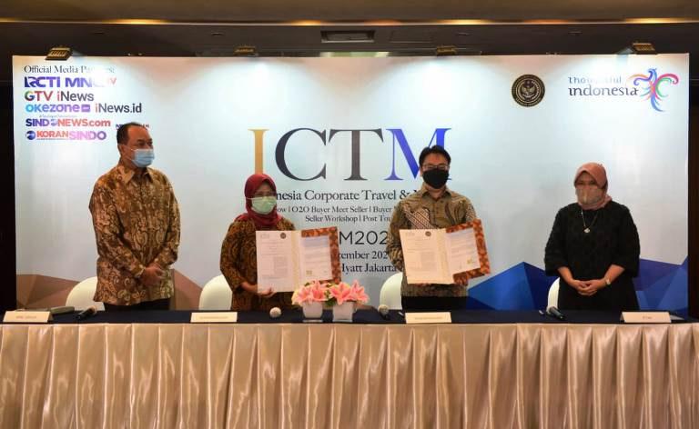 ICTM 2020 Dorong Kebangkitan Industri MICE Dalam Negeri