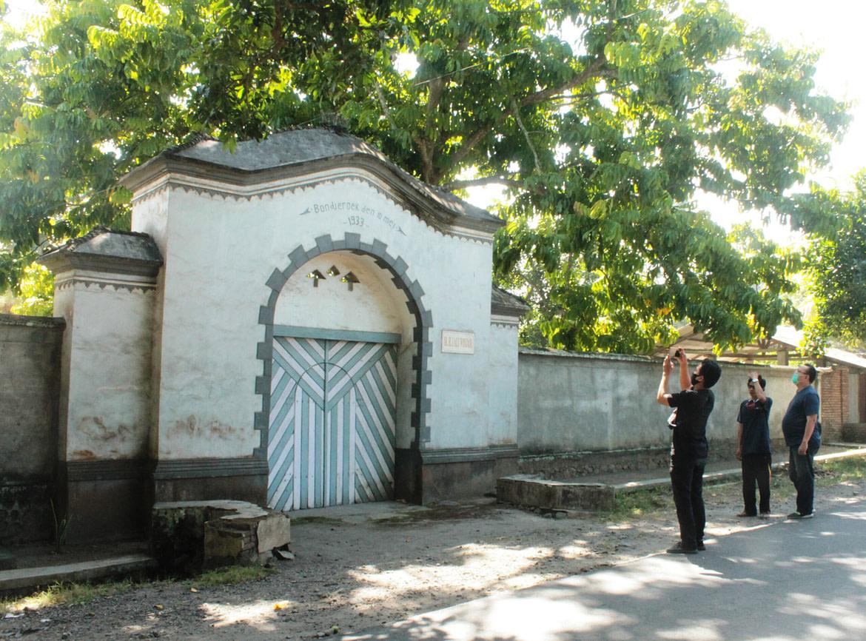 Gerakan BISA Kemenparekraf  Berlanjut di Desa Tertua di Lombok Tengah