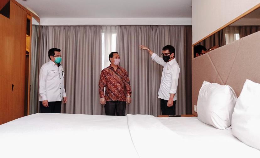 Swiss Belhotel Pondok Indah Tempat Akomodasi Tenaga Medis RSUP Fatmawati